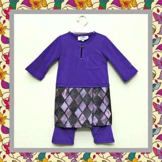 🐣CLASSIC KURUNG SAMPING🐣 #kurung #kurong #samping #baju #bajuraya #raya #babies #boys #kids #toddlers #infants