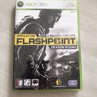 BNIB - Xbox 360 - Operation Flashpoint - Dragon rising