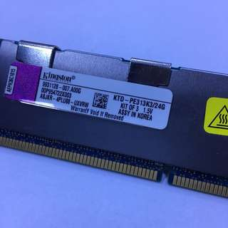 Ecc Server Memory DDR3 24gb