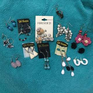 Take all fashion earrings