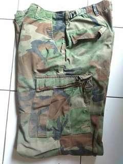 Camoflage cargo M65