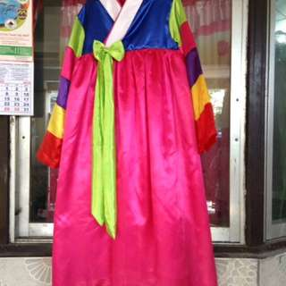 korean dress for rent