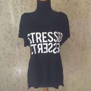 Kaos Stressed Logo