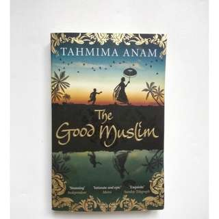 Novel Import The Good Muslim