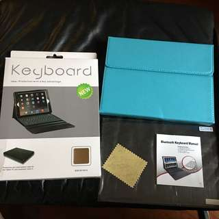 iPad Air 2 Bluetooth Keyboard 藍芽鍵盤