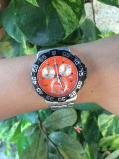 Authentic Tag Heuer Formula 1 Chronograph