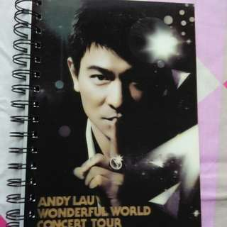 Andy lau book