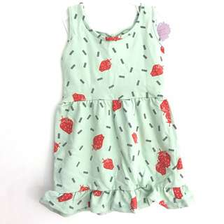 Minty Green Baby Girl Dress #MakinTebel