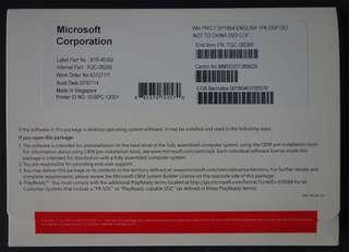 [*NEW*] Microsoft Windows 7 Professional 32/64bit