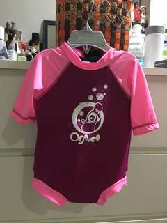 Infant thermal swimsuit (postage free)