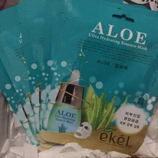 EKEL ALOE MASK