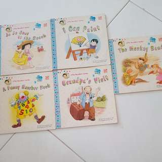 Little Readers Series books