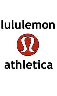 Lululemon Pre Order from the US