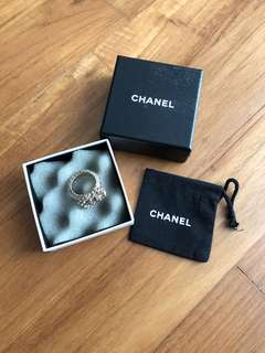 Preloved Authentic Chanel Ring