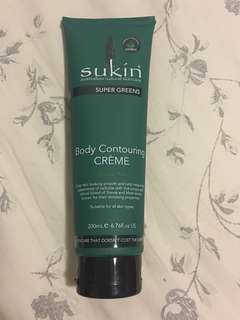 Sukin // body creaming lotion