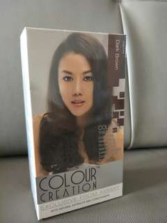 Hair Dye - Dark Brown