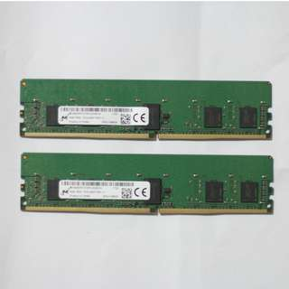 Micron 4GB DDR4-2400 ECC Server RAM/memory
