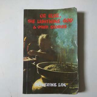 Or Else, The Lightning God And Other Stories
