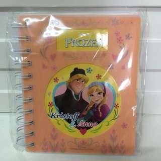 (全新)Frozen 筆記本