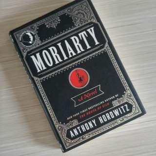 Moriarty (Sherlock Holmes #2) by Anthony Horowitz