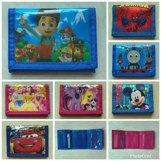Wallet with Coin Compartment (Ready Stock)