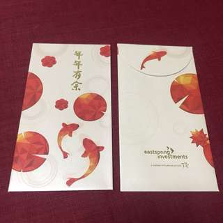 Eastspring Investments Red Packet