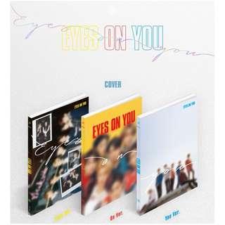 GOT7 - Eyes On You Mini Album