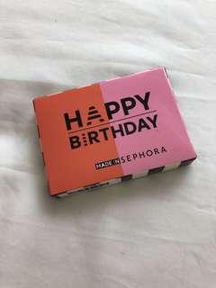 Sephora Happy Birthday Blusher