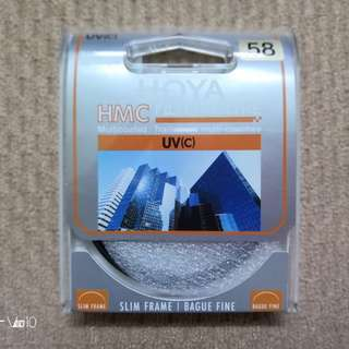 UV Filter Hoya 58mm