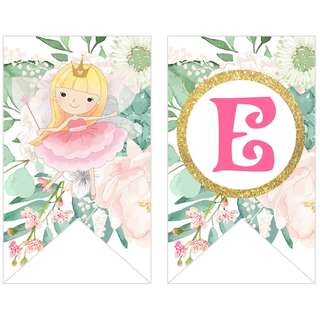 Bunting Banner - Fairy