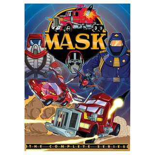 M.A.S.K. MASK COMPLETE SERIES Not Transformers, Avengers