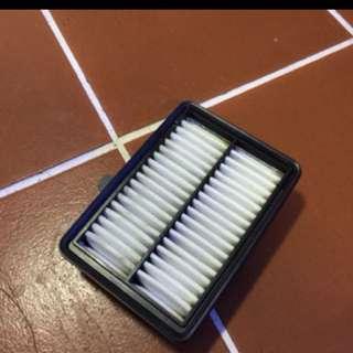 Vezel air filter