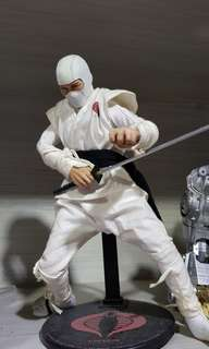 sideshow stormshadow 1/6 rare not hottoy