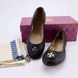Tory Burch Flats - black