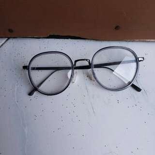 Kacamata Silver