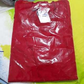 Plain red/green tshirt NEW