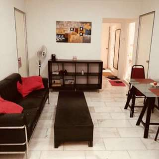 Fully furnished room Pantai Hillpark Phase 2