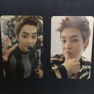 (OFFICIAL) EXO Photocard