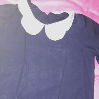 No brand (Blouse in Navy)