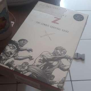 Buku Z The Zombie Survival Guide