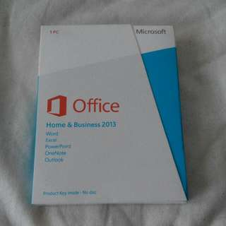 [*NEW*] Microsoft Office 2013, Home and Business Edition