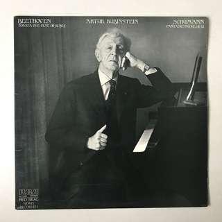 Artur Rubinstein plays Beethoven & Schumann RCA RL 12397