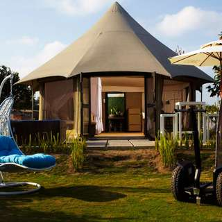Bintan The Canopi Resort Free & Easy Be a Glamper today from $124 all taxes included!$109/pax for 3rd/4th pax in same tent