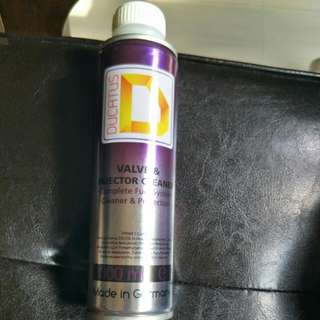 Valve n injector cleaner