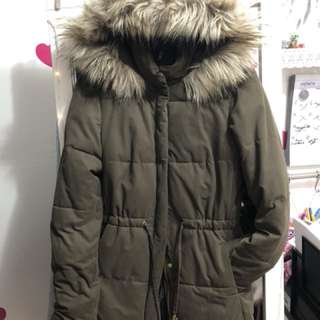 Divided winter jacket by H&M