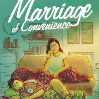 Ebook : Marriage Of Convenience by Shanti