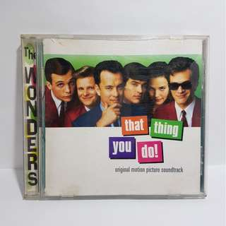 That Thing You Do!, The Wonders, CD