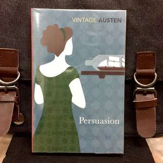 # Novel《Bran-New + Timeless Classic Fiction》Jane Austen - PERSUASION