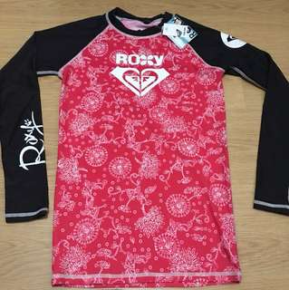 Roxy Rash Guard (Medium)