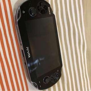 PS Vita (1 Free Game)